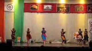 South Indian Folk Dance - Diwali 2007 @ VT