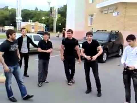 Чеченская лезгинка
