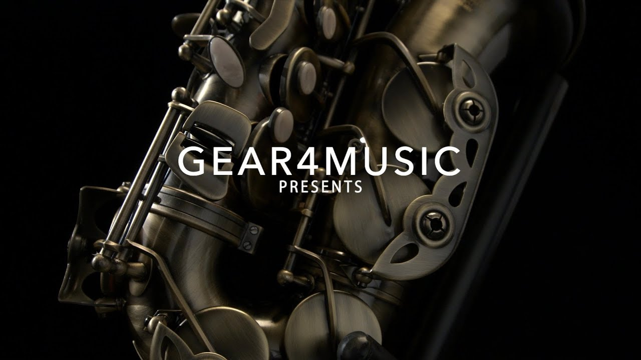 Sassofono Contralto Gear4music Vintage