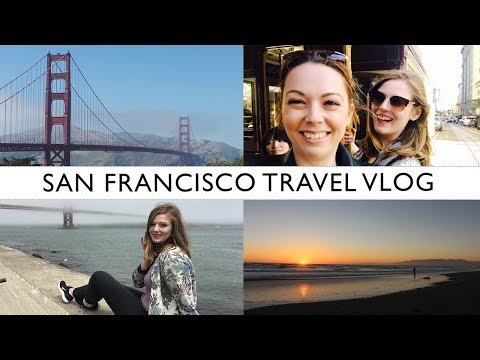 Four Days In San Francisco | TRAVEL VLOG | The Book Belle