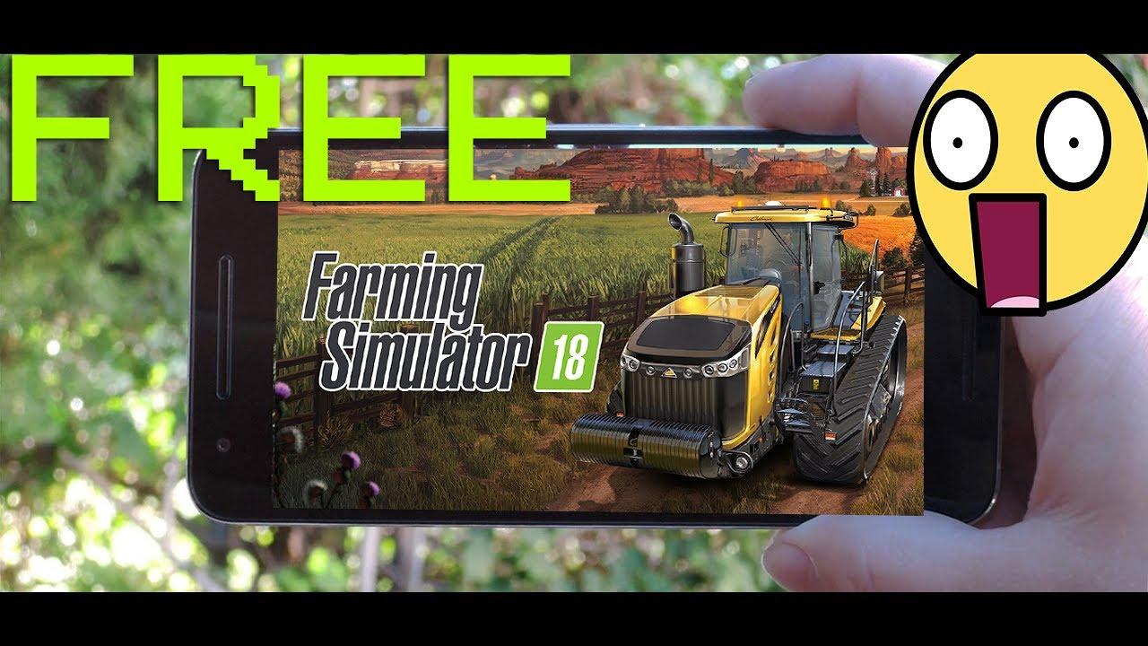 farming simulator 2017 free play