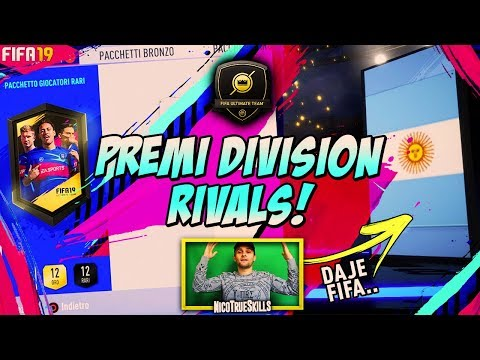 PREMI LIVELLO 1 DIVISION RIVALS PACK OPENING | FIFA 19 ULTIMATE TEAM
