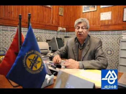 Touchant des marocains souffrant en leurs travaux à Melilla