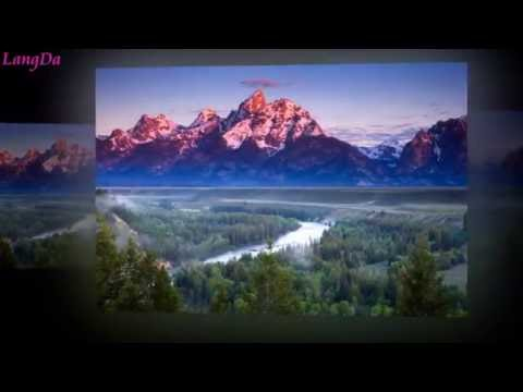 Rocky Mountains (Canadian Rockies) North America Canada video HD