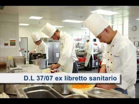 Corso haccp ex libretto sanitario studio di nutrizione - Libretto sanitario per lavoro cucina ...