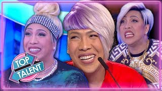 Download lagu Vice Ganda's Funny Auditions on Got Talent Philippines and Idol | Top Talent