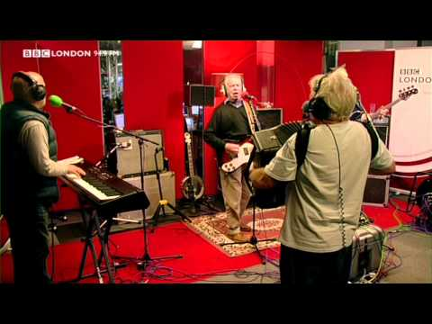 The Wurzels - I Am A Cider Drinker (Live on the Sunday Night Sessions on BBC London 94.9)