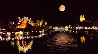 Weihnachten in der Schweiz mit dem Märlitram von Zürich | xMas Zurich