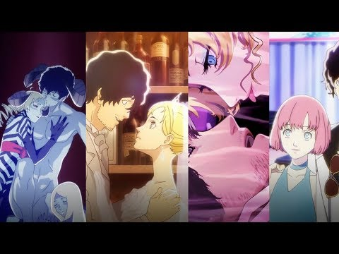 Catherine  Body All Endings & Epilogues All 13 Endings