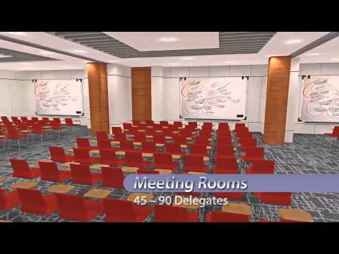 Flythrough video of the Calabar International Convention Centre (CICC)