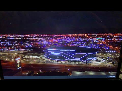 Allegiant Stadium AKA Las Vegas Stadium Substantially Complete, Not Finished Today