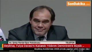 Beşiktaş Gerçekleri Fulya Davası BJK Fulya Projesi