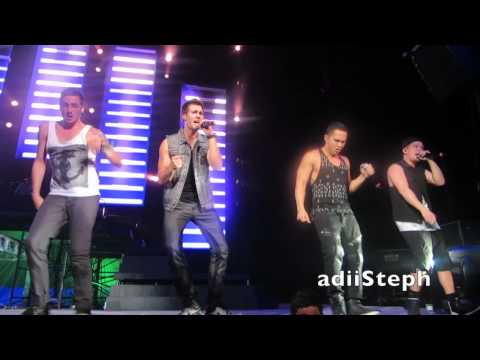 Time Of Our Life / Till I Forget About You - Big Time Rush Monterrey 13 Febrero