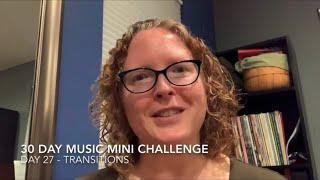 30 Day Music Mini Challenge - Day 27