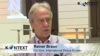 Der bedrohte Weltfrieden: Wege aus der Kriegslogik