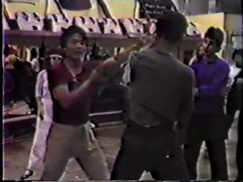 Sifu William Cheung - Los Angeles, 1983 (10/13)
