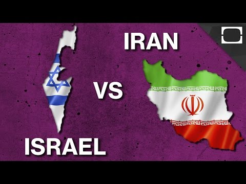 Why Do Israel \u0026 Iran Hate Each Other?