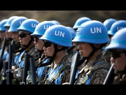 U.N.  Peace Keepers Coming To Chicago! UPDATE  UN TROOPS IN CHICAGO