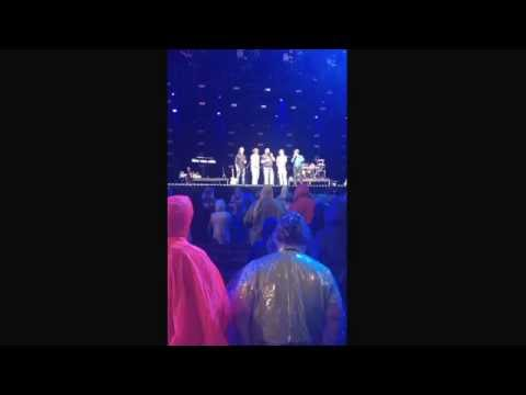 Home Free - The National Anthem 2014 CMA Music Festival 06/07/14