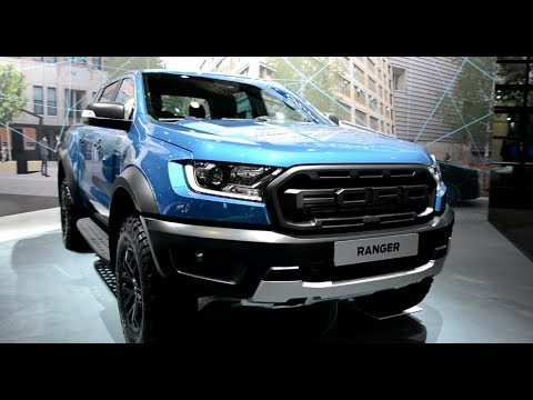 2019 New Ford Ranger Raptor Exterior and Interior