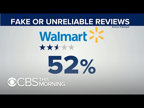 Increase in fake reviews hitting Walmart, Amazon, and other retailers