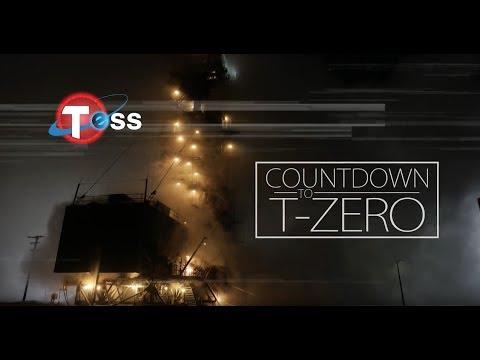 TESS Countdown to T-Zero: NASA's Next Planet-Hunter ver 3