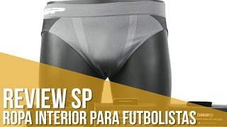 Review SP ropa interior para futbolistas ¡Con TOMAS FALSAS!