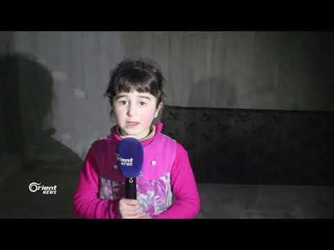 أورينت ترصد حياة الأهالي داخل الملاجئ في الغوطة الشرقية