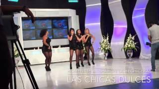 LAS CHICAS DULCES rinden homenaje póstumo a SHARON LA HECHICERA