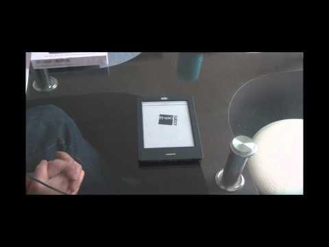 Test Complet EBook Fnac Kobo - Caractéristiques Techniques