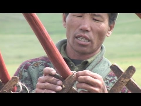 Mongolia, Hentii Province Day 2 (2000)  Part 1