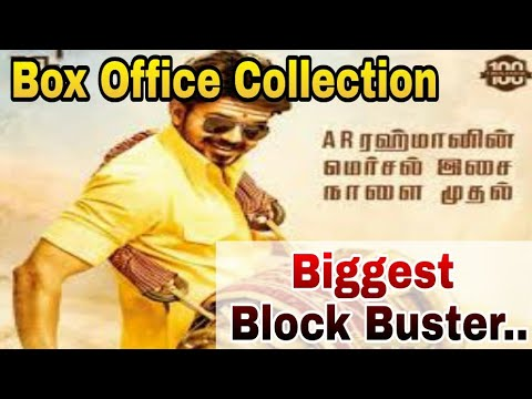 Worldwide Box Office Collection Of Mersal 2017 |Latest Update..