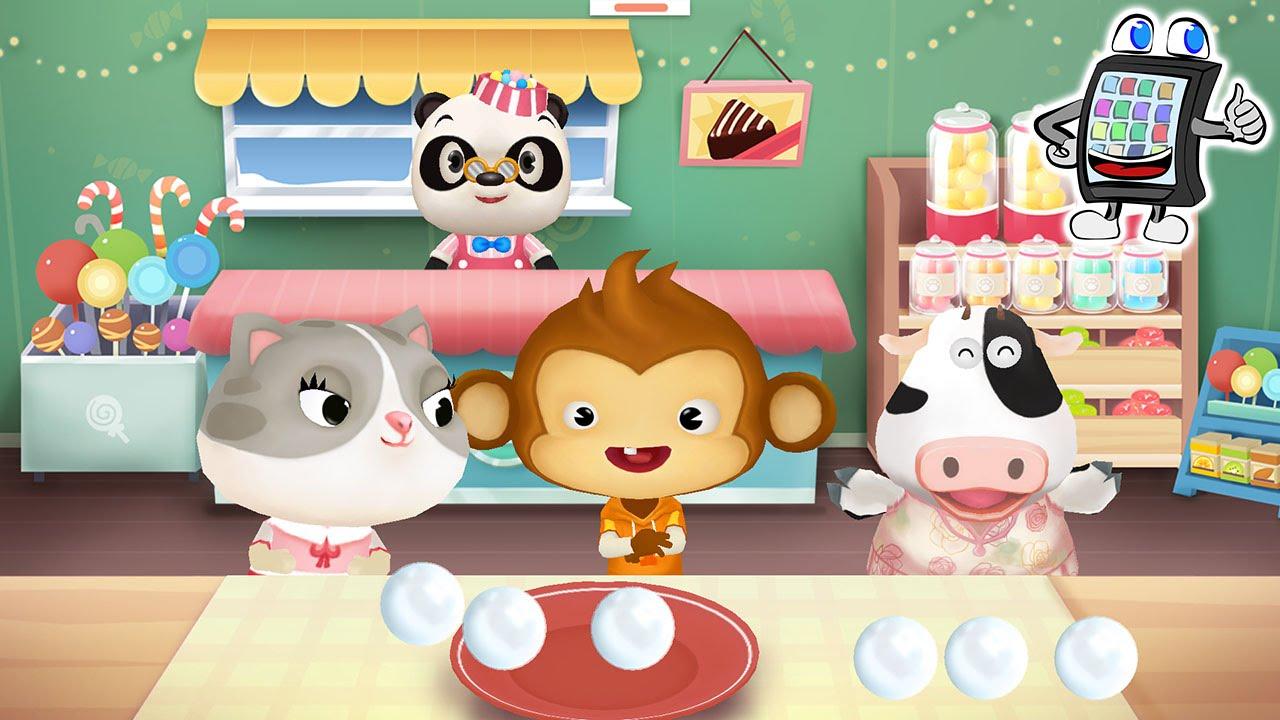 dr panda bonbonfarbik deutsch app f r kinder kaugummi selber machen youtube. Black Bedroom Furniture Sets. Home Design Ideas