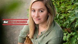 Meet Haley Klinkhammer