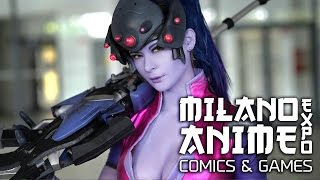 Cosplay Music Video - Milano Anime 2016 - Summer Edition