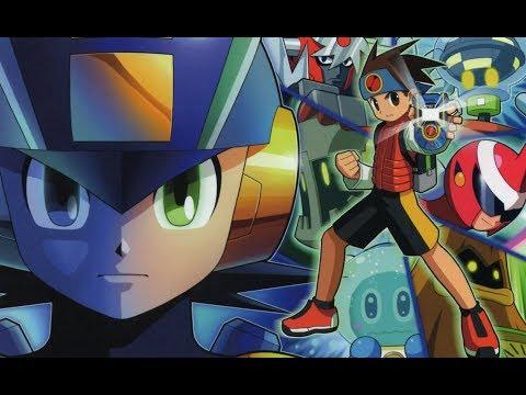 Shinta streams; Megaman battle network 4 blue moon part 2