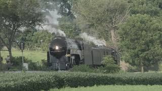 Norfolk and Western 611 Ferry Move Antietam to Strasburg