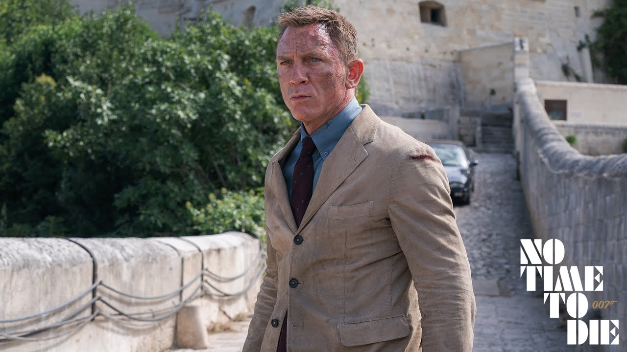Download NO TIME TO DIE | Bond is Back | Only in Cinemas October