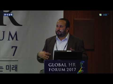 Global HR Forum 2017 | Farouk Dey Dean of Career Education, Stanford University (파루크 디 스탠퍼드대 원장)