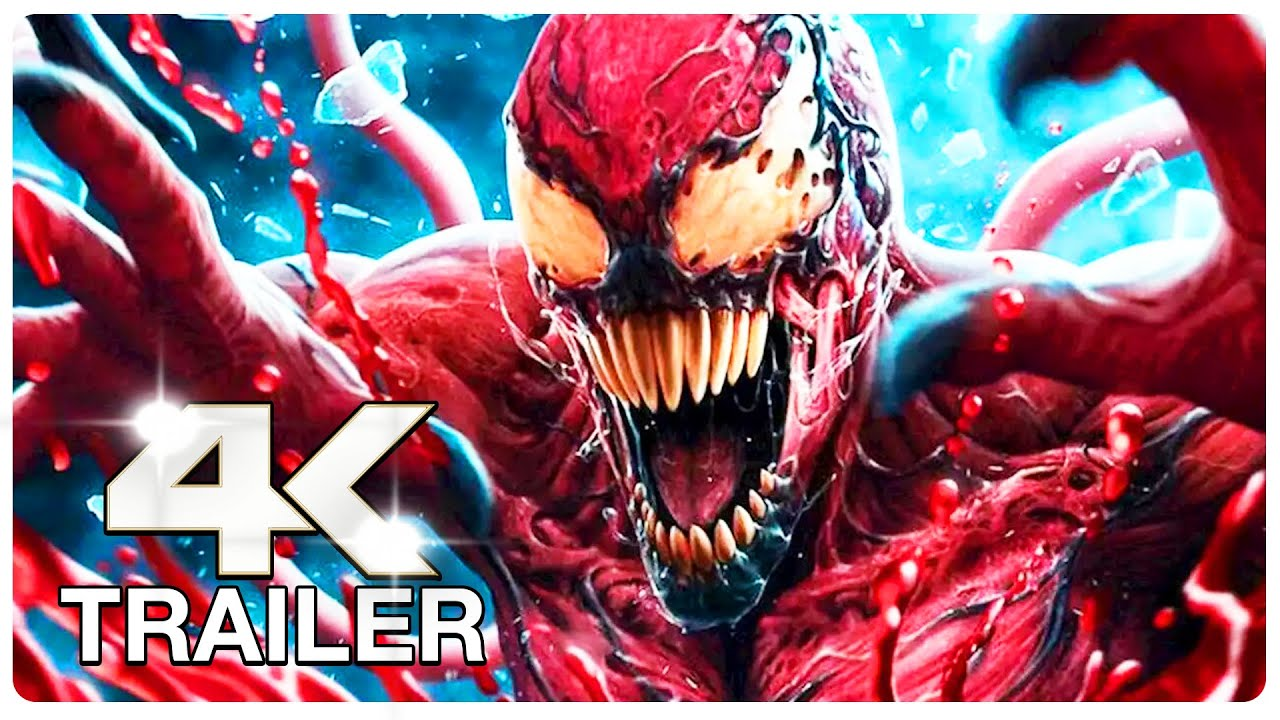VENOM 2 LET THERE BE CARNAGE Teaser Trailer #1 (NEW 2021) Tom hardy Superhero Movie HD