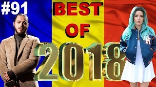 Romanian Top 100 BEST songs of 2018 No 91