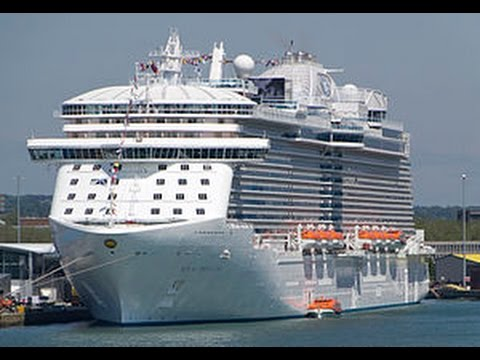 Royal Princess Cruise Ship - Best Travel Destination