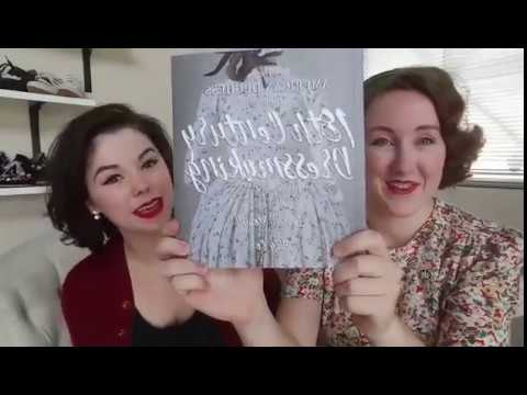 The American Duchess Guide to 18th Century Dressmaking - Preview!
