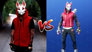 FORTNITE SKINS IN REAL LIFE | FORTNITE COSPLAY