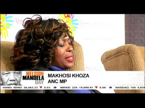 Please step down and respect those who elected you Mr Pres.: Khoza