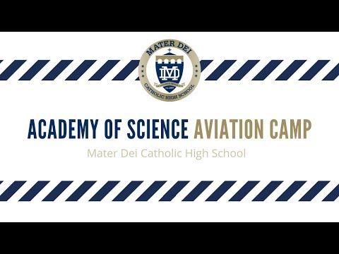 Academy of Science: Aviation | Mater Dei Catholic High School