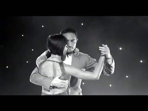 Flavia Cacace And Vincent Simone Perform A Fiery Argentinian Tango | Saturday Night Show