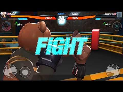 Boxing Star : Nekio Vs. Dengrave