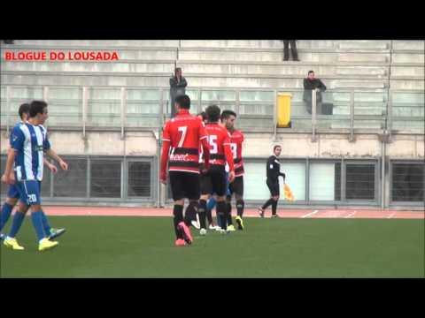 2ª Divisão AF Porto: AD Lousada 9-1 FC Paços de Gaiolo