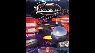 Pc gameplay 🔵 Pro Pinball The Web 🔴